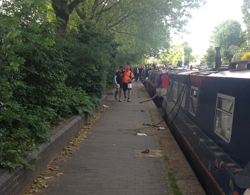 2014 Grand Union Canal Race GUCR Paul Ali 08