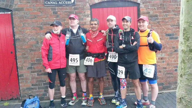 2014 Grand Union Canal Race GUCR Paul Ali 14