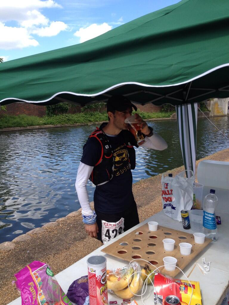2014 Grand Union Canal Race GUCR Paul Ali 19