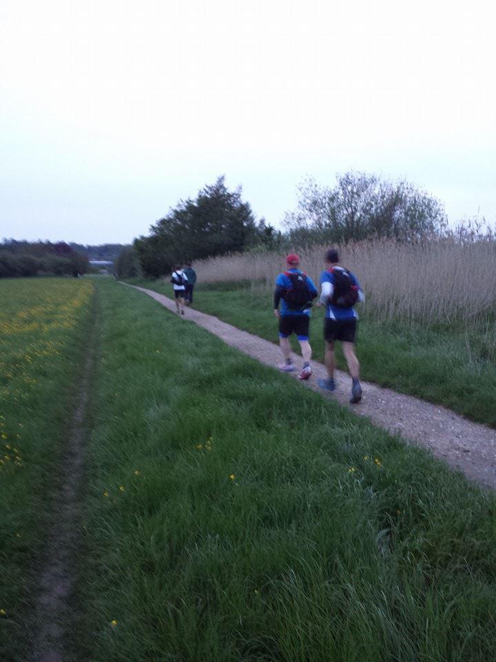 2014 Thames Path 100 - Paul Ali 11