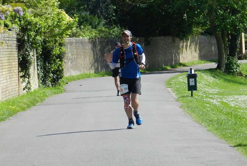 2014 Thames Path 100 - Paul Ali 12