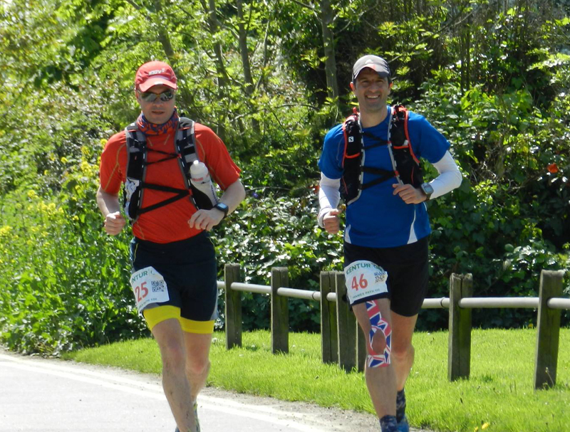 2014 Thames Path 100 - Paul Ali 14