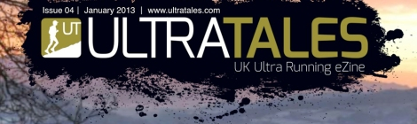 Ultra Tales Issue 4 Front Cover Header