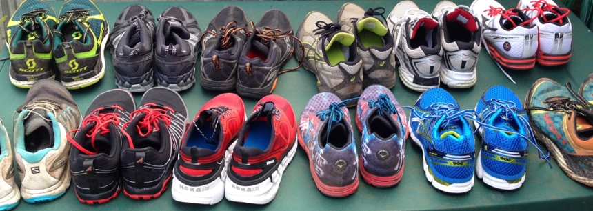 2014 Running Shoes Header