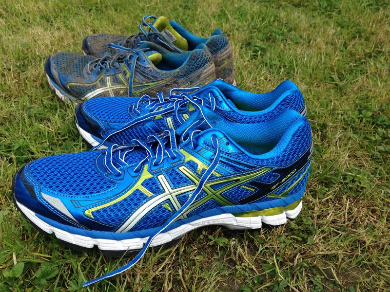 2014 Running Shoes Paul Ali - Asics GT2000v2