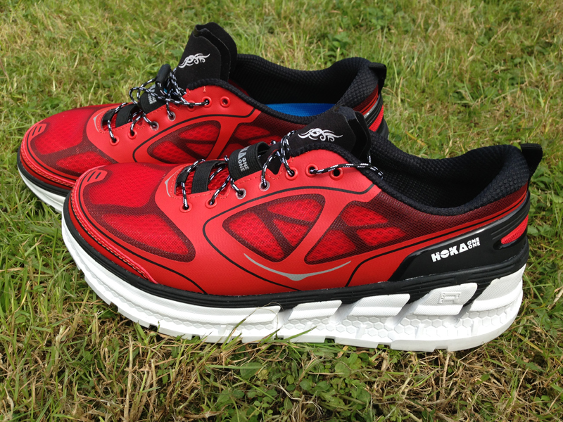 2014 Running Shoes Paul Ali - HOKA Conquest