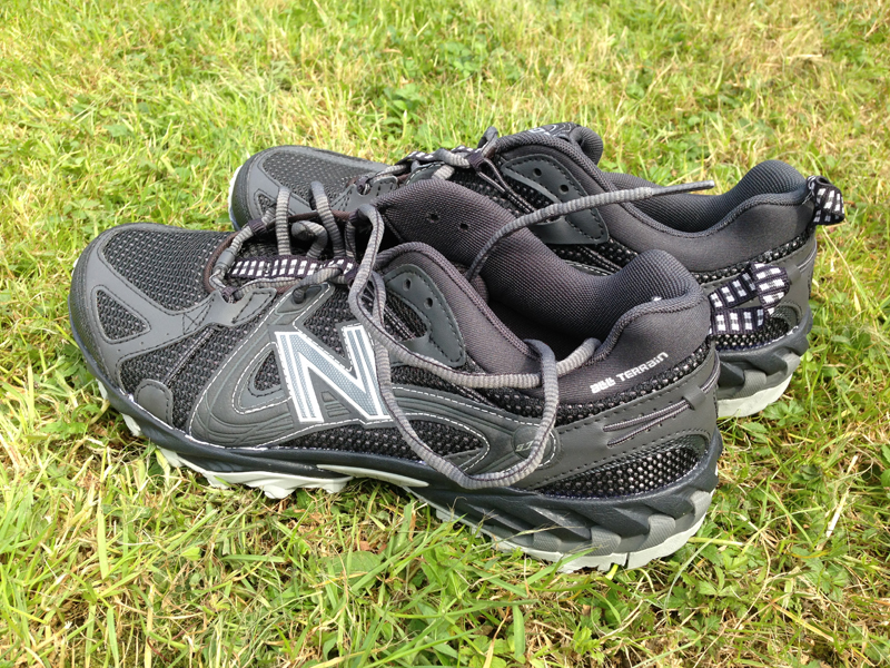 2014 Running Shoes Paul Ali - New Balance Trail