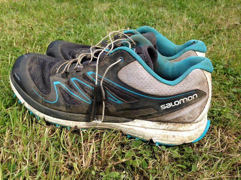 2014 Running Shoes Paul Ali - Salomon Sense Mantra