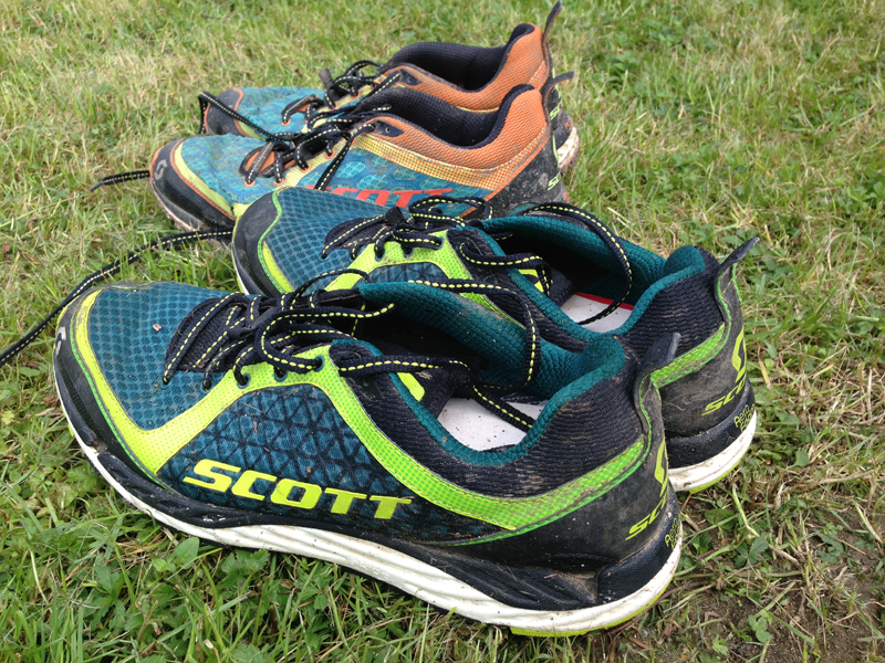 2014 Running Shoes Paul Ali Scott T2 Kinabalu