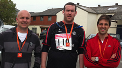 2011 North Dorset Village Marathon Race Video Thumbnail