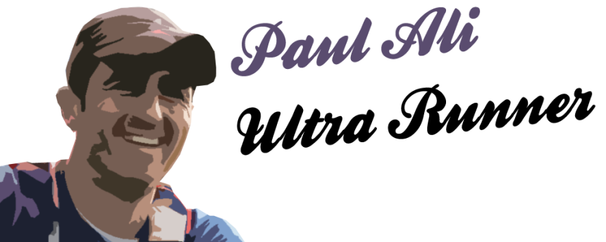 Paul Ali Ultramarathon Runner