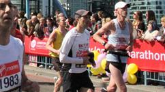 2014 London Marathon Race Video Thumbnail