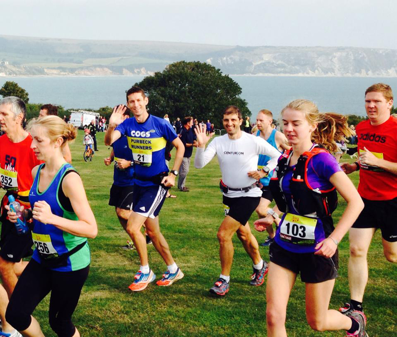 2014 Purbeck Marathon Paul Ali 04
