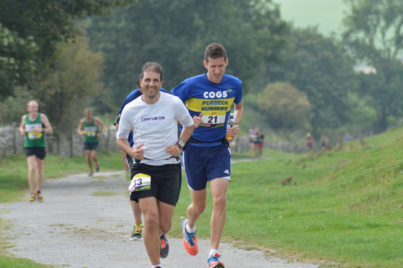 2014 The Purbeck Marathon Paul Ali 21