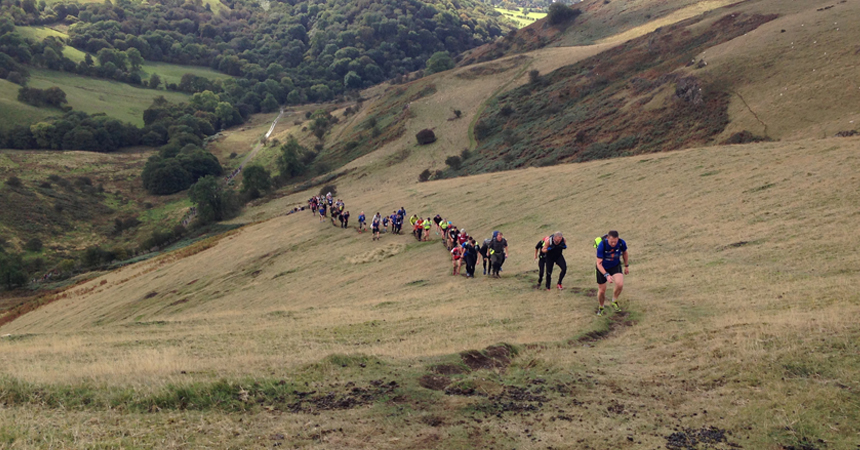2014 Longmynd Hike Paul Ali 01