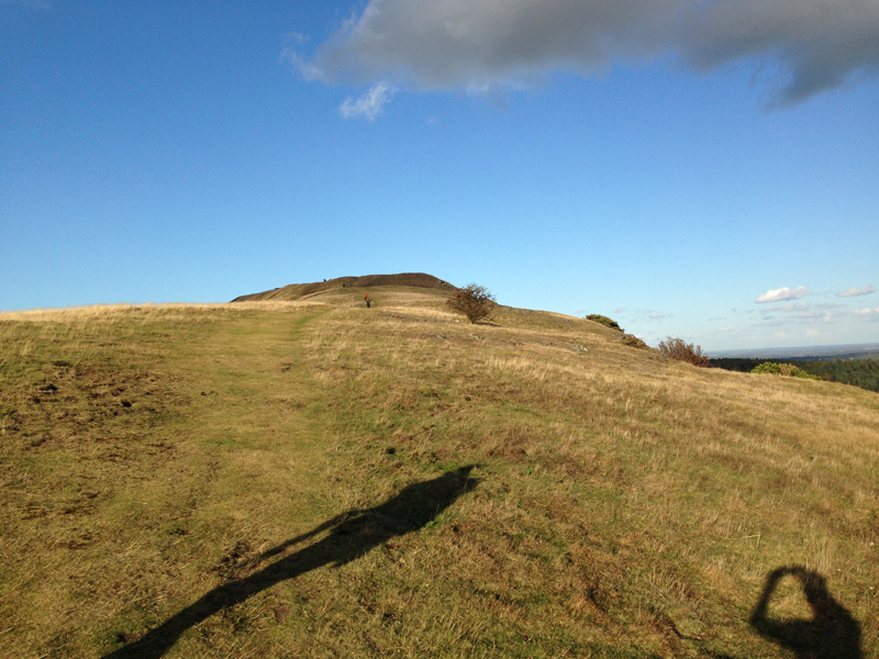 2014 Longmynd Hike Paul Ali 03