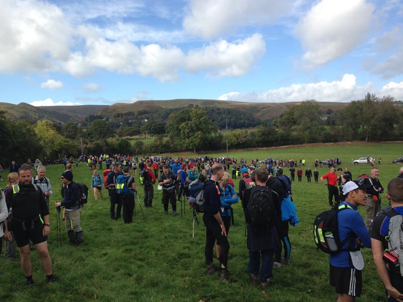 2014 Longmynd Hike Paul Ali 11