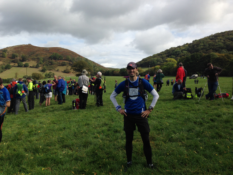 2014 Longmynd Hike Paul Ali 12