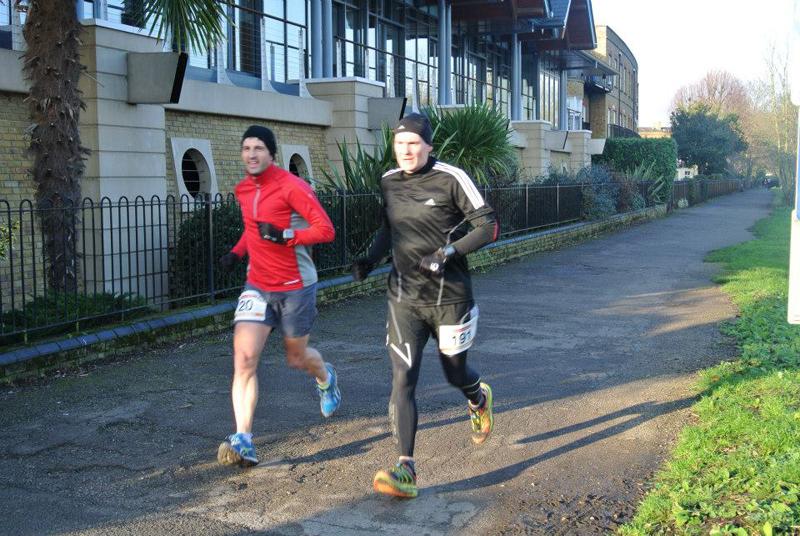 2014 Phoenix Marathon Paul Ali 01