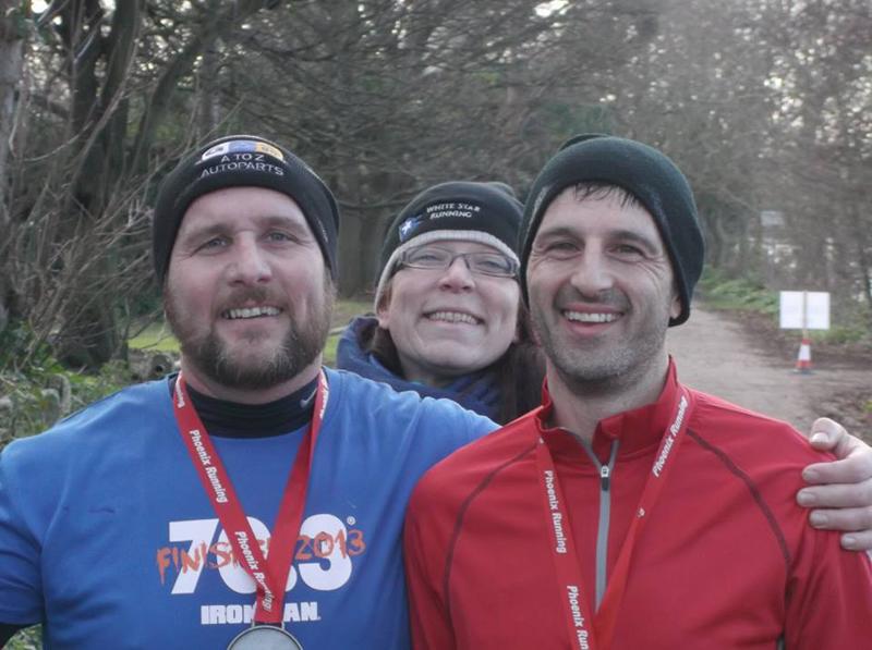 2014 Phoenix Marathon Paul Ali 02