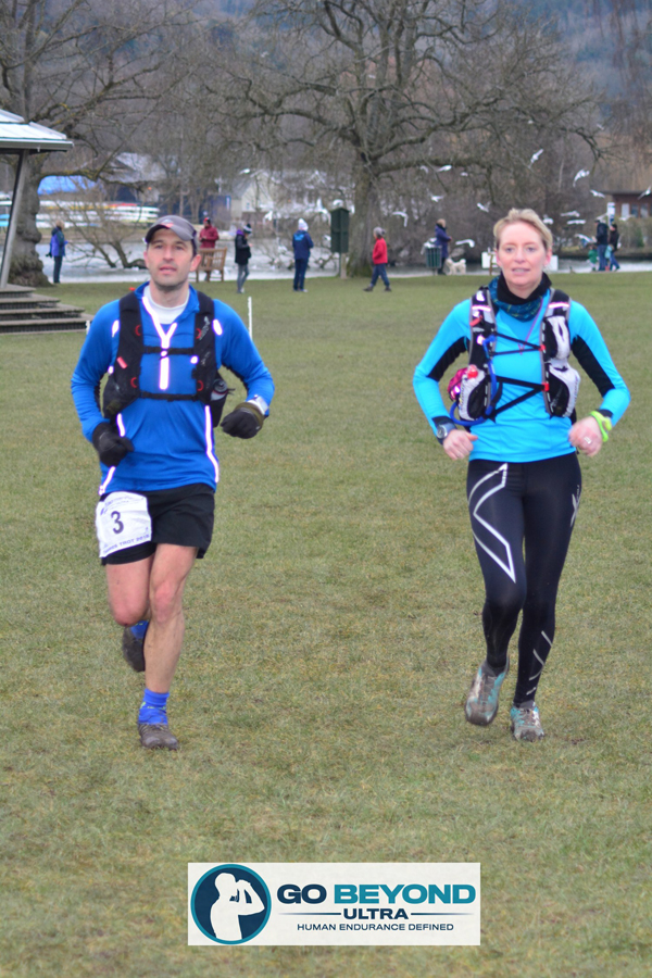 2015 Thames Trot Paul Ali Finish