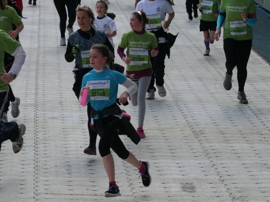 2015 Green Park Challenge