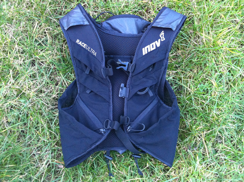 Paul Ali Inov8 Race ULTRA 10 Vest Pack 07