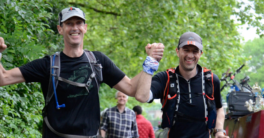 2015 Grand Union Canal Race GUCR Header Paul Ali Andy Horsley Photo by Ross Langton