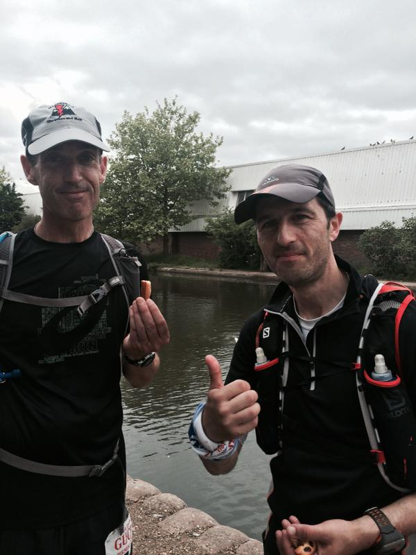 2015 Grand Union Canal Race GUCR Paul Ali Andy Horsley