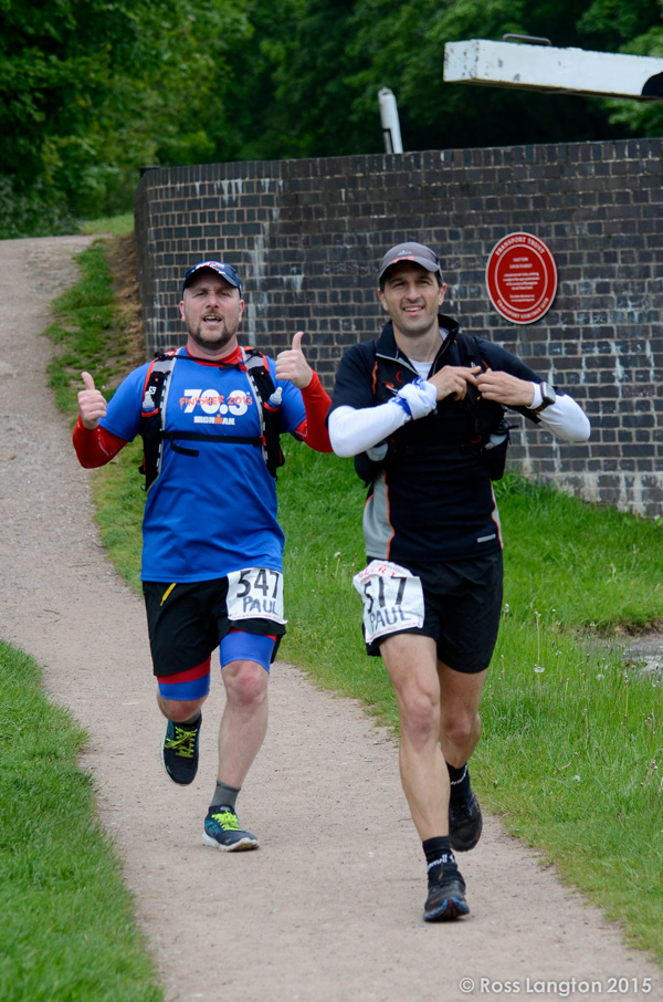 2015 Grand Union Canal Race GUCR Paul Ali Paul Stout Photo by Ross Langton 01