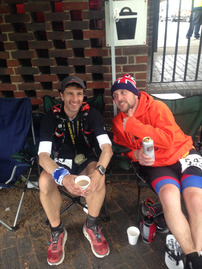 2015 Grand Union Canal Race GUCR Paul Ali Paul Stout