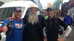 2015 Grand Union Canal Race Paul Ali Paul Stout Dick Kearn