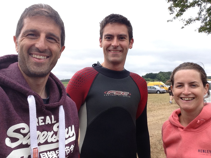 2015 Henley Mile Swim Paul Ali 01
