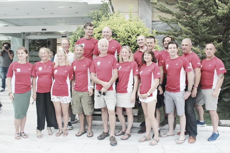2015 British Spartathlon Crew