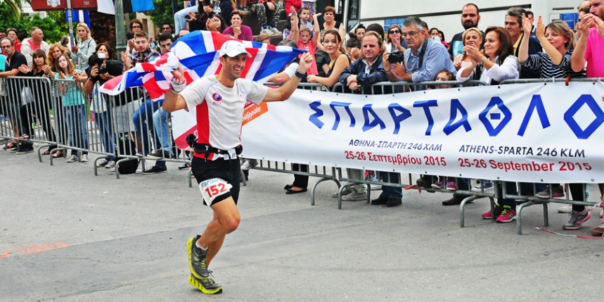 2015 Spartathlon Paul Ali Header Photo