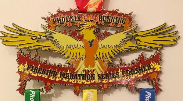 2016 Phoenix Firebird Medal