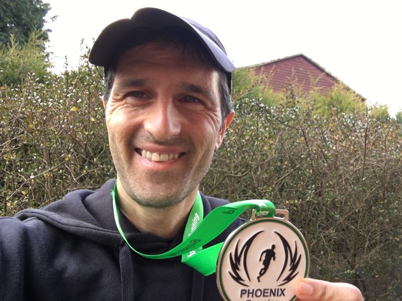2016 Phoenix Marathon Paul Ali 01